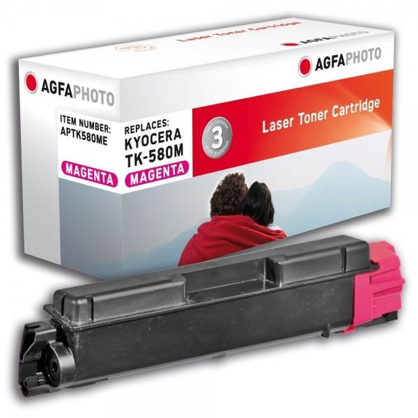 AGFA Photo Toner magenta TK-580ME für Kyocera FS-C5150