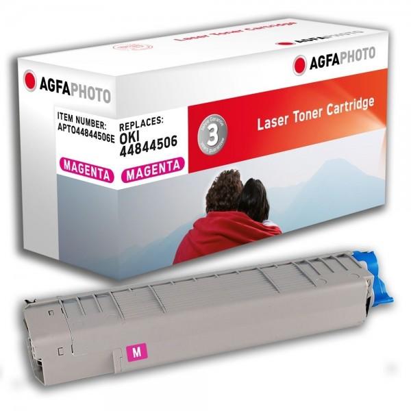 AGFA Photo Toner magenta 44844506E für OKI C840 C841
