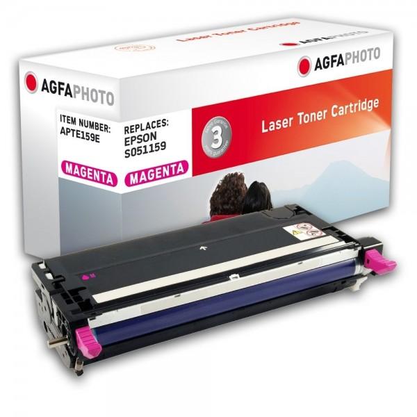 AGFA Photo Toner magenta 159E für Epson Aculaser C2800