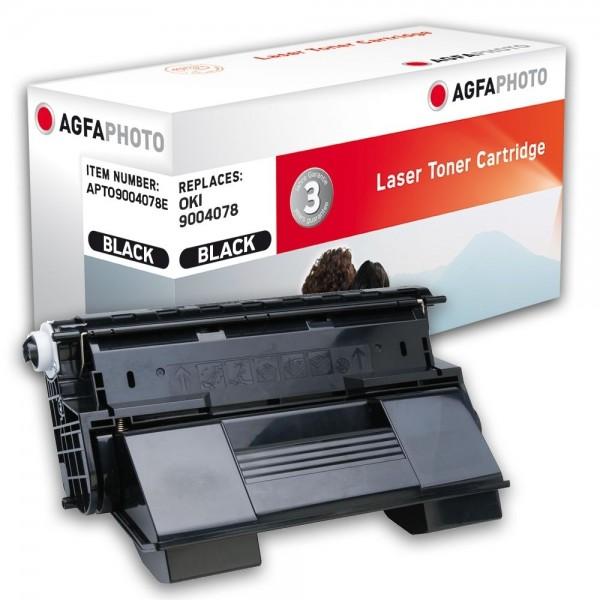 AGFA Photo Toner schwarz 9004078E für OKI B6200 B6250 B6300