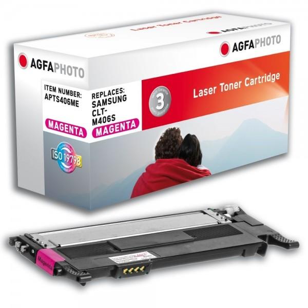 AGFA Photo Toner magenta 406ME Samsung CLP-360 365 CLX-3300 3305 C410 C460