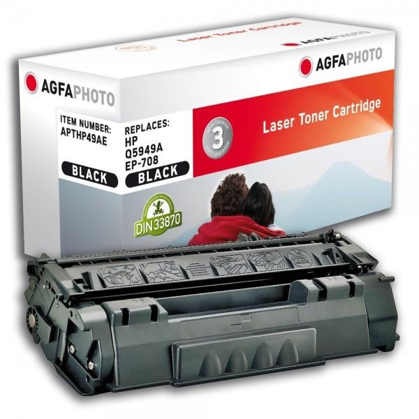 AGFA Photo Toner schwarz HP49AE für HP LaserJet 1160 LaserJet 1320