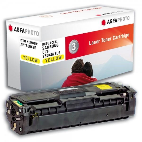 AGFA Photo Toner gelb 504YE für Samsung CLP-410 CLX-4100