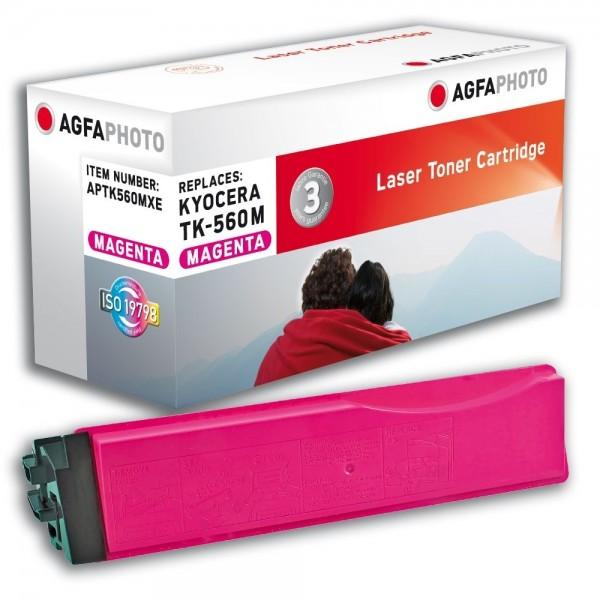 AGFA Photo Toner magenta TK-560MXE für Kyocera FS-C5300 FS-C5350