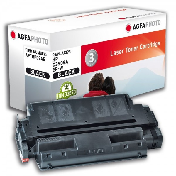AGFA Photo Toner schwarz HP09AE für LaserJet 5 LaserJet 8000