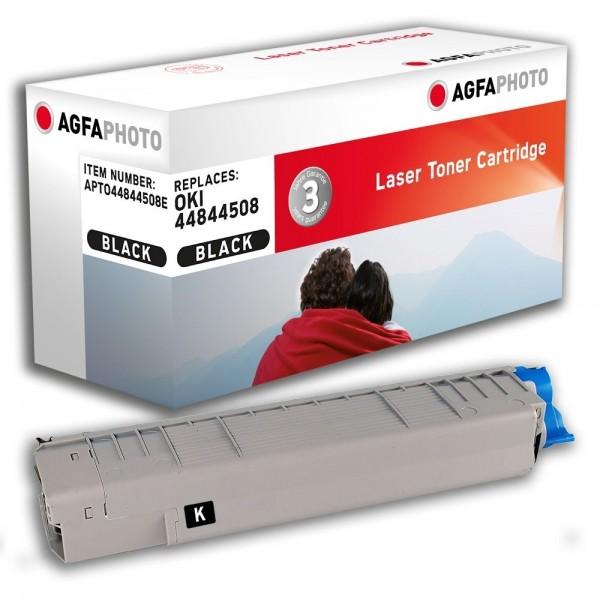 AGFA Photo Toner schwarz 44844508E für OKI C840 C841