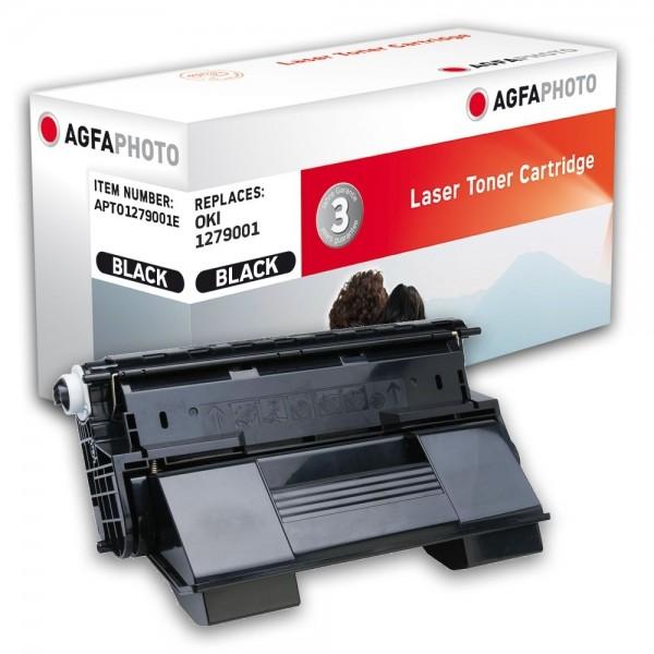 AGFA Photo Toner schwarz 1279001E für OKI B710 B720