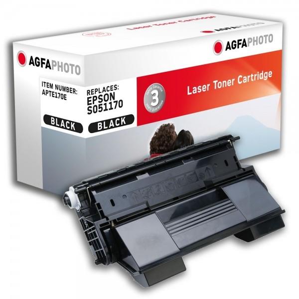 AGFA Photo Toner schwarz 170E für Epson Aculaser M4000 S051170