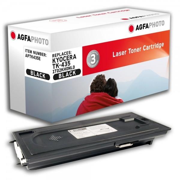 AGFA Photo Toner schwarz TK-435E für Kyocera Taskalfa 180