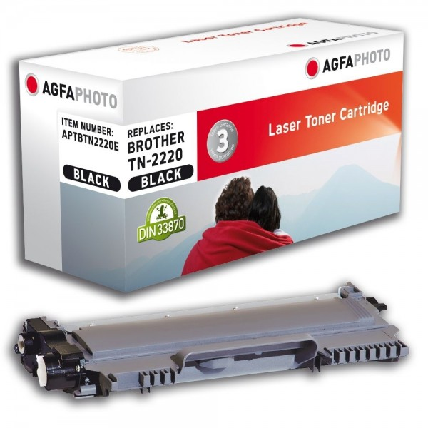 AGFA Photo Toner schwarz TN-2220E für Brother HL-2240