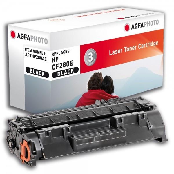 AGFA Photo Toner schwarz HP280AE für HP LaserJet PRO 400 M401A