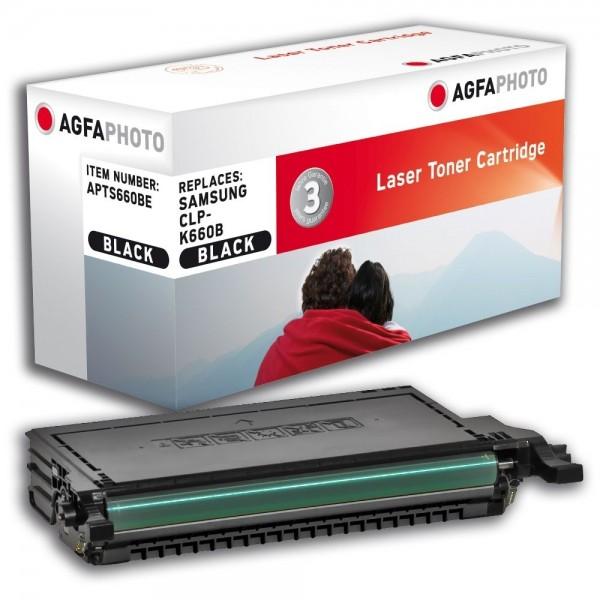 AGFA Photo Toner schwarz 660BE für Samsung CLP-607 CLX-6200