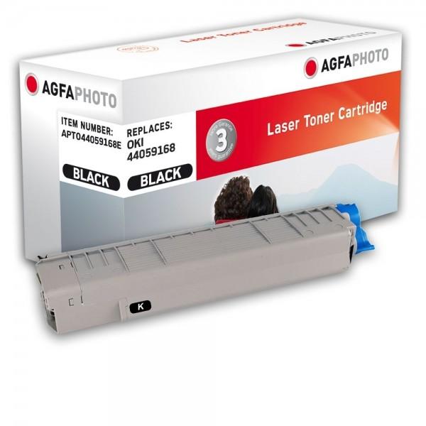 AGFA Photo Toner schwarz 44059168E für OKI MC851 MC861