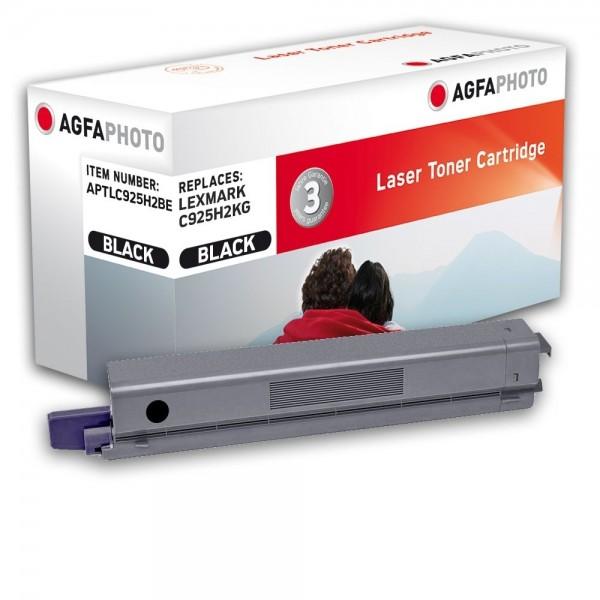 AGFA Photo Toner schwarz C925H2BE für Lexmark C925