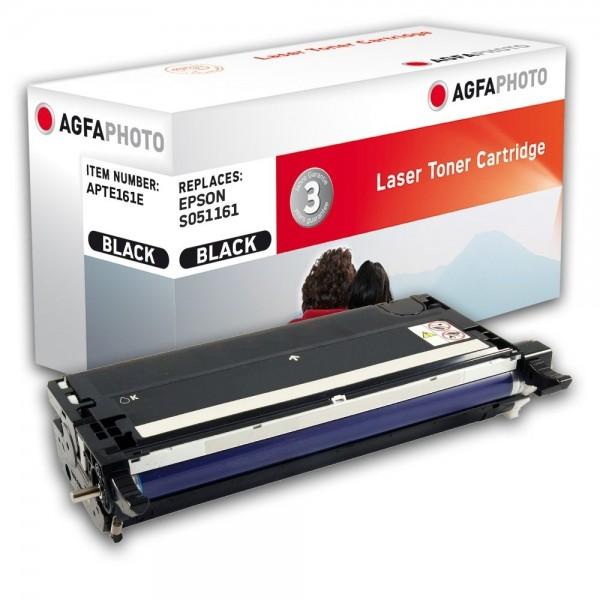 AGFA Photo Toner schwarz 161E für Epson Aculaser C2800 S051161