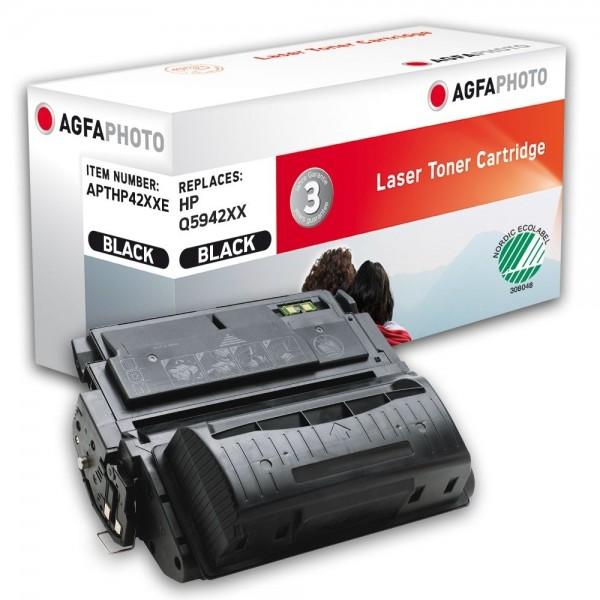 AGFA Photo Toner schwarz HP42XXE für HP LaserJet 4250 Series