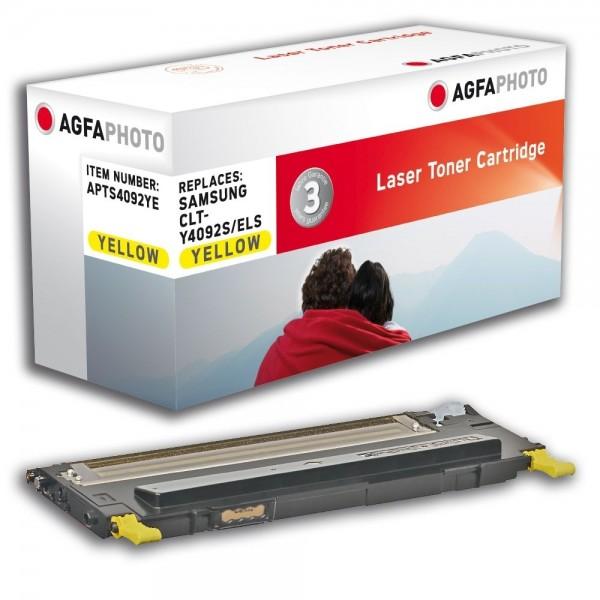 AGFA Photo Toner gelb 4092YE für Samsung CLP-310 CLX-3170