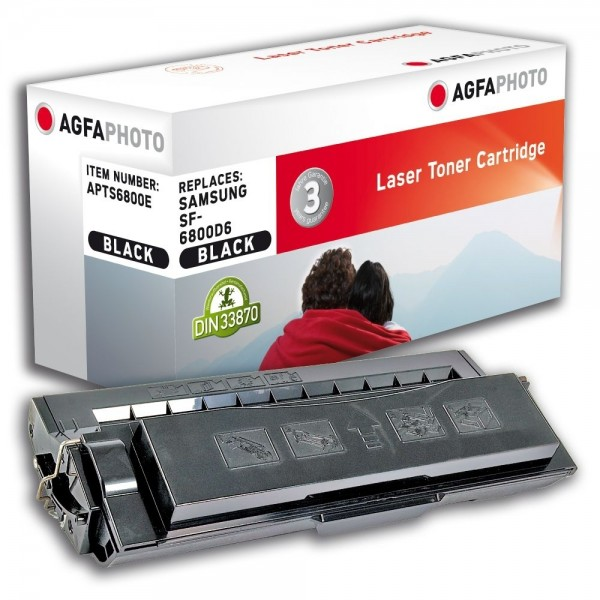 AGFA Photo Toner schwarz 6800E für Samsung SF-6800 SF-6900
