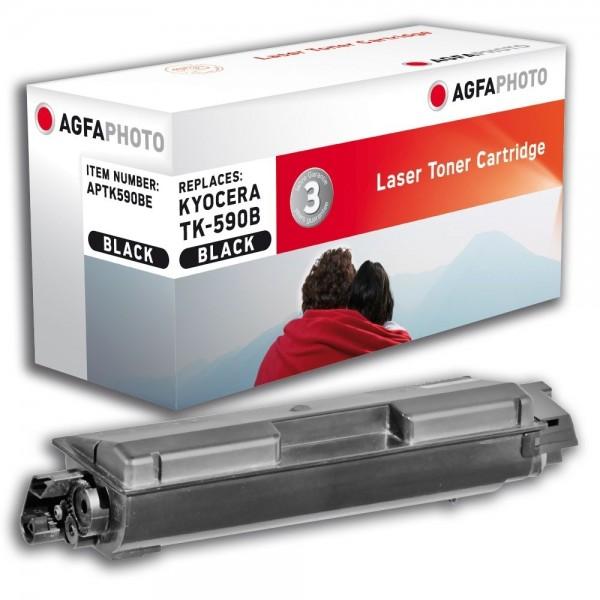 AGFA Photo Toner schwarz TK-590BE für Kyocera FS-C2026 FS-C2126