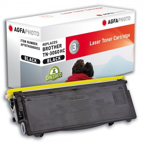 AGFA Photo Toner schwarz TN-3060 HC Brother HL-5130