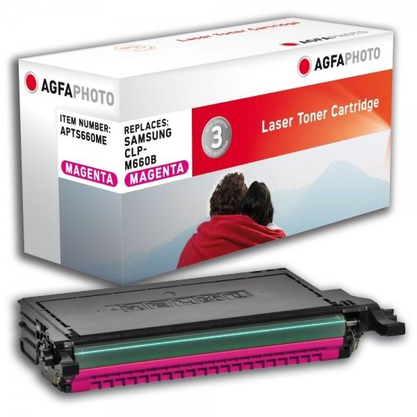 AGFA Photo Toner magenta 660ME für Samsung CLP-607 CLX-6200
