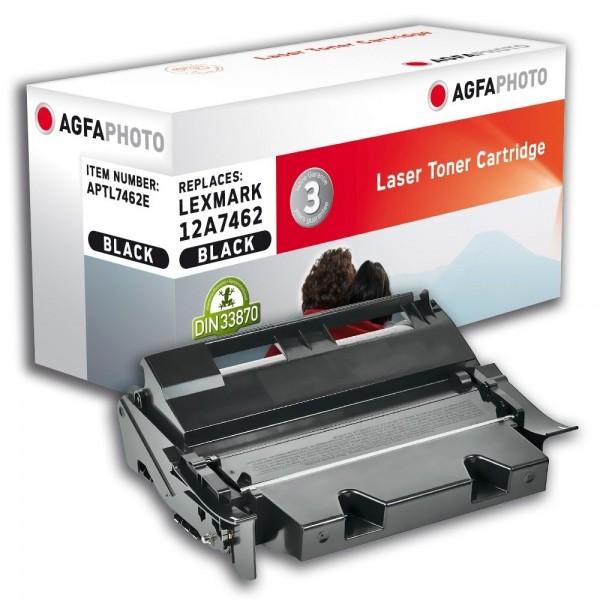 AGFA Photo Toner schwarz 7462E für Lexmark T630