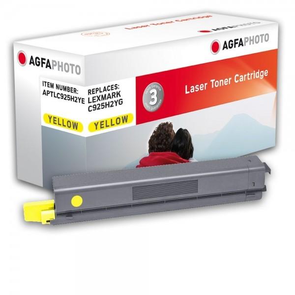 AGFA Photo Toner gelb C925H2YE für Lexmark C925