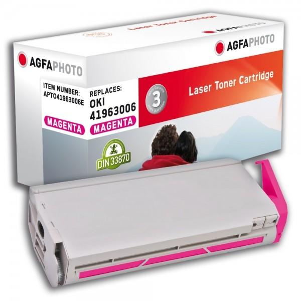 AGFA Photo Toner magenta 41963006E für OKI C7100 C7200 C7300