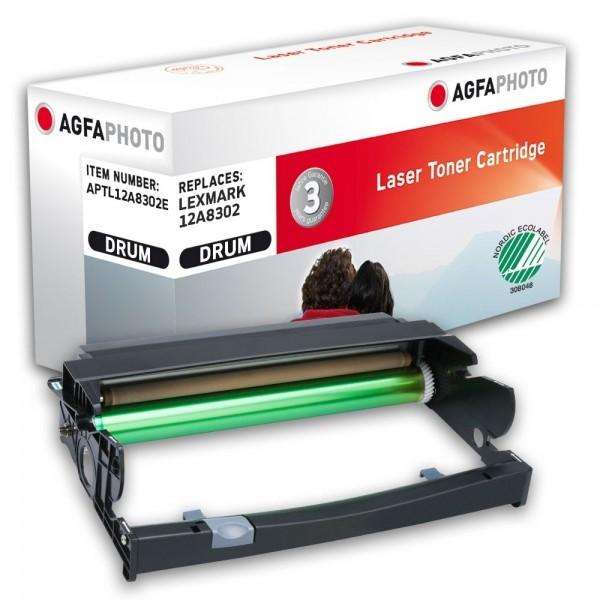 AGFA Photo Bildtrommeleinheit 12A8302E für Lexmark E230 E232