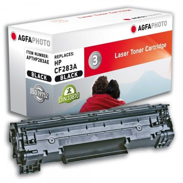 AGFA Photo Toner schwarz HP283AE für HP LaserJet PRO MFP M120 Series