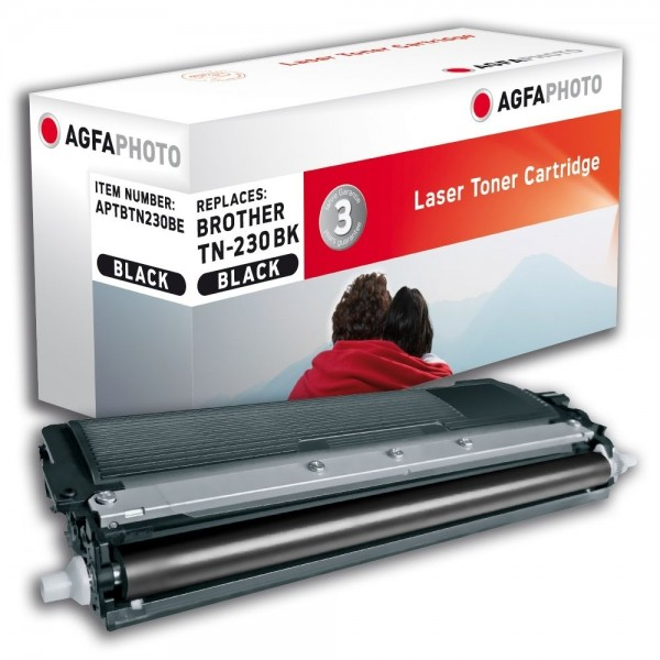 AGFA Photo Toner schwarz TN-230BE für Brother DCP-9010