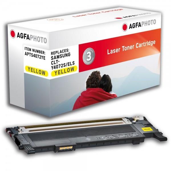 AGFA Photo Toner gelb 4072YE für Samsung CLP-320 CLX-3180