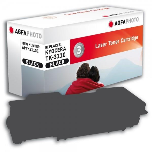AGFA Photo Toner schwarz TK-3110E für Kyocera FS-4100 DN