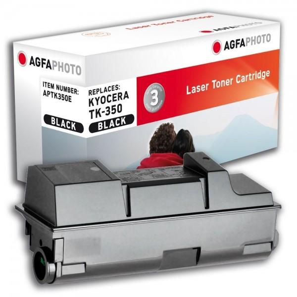 AGFA Photo Toner schwarz TK-350E für Kyocera FS-3000 FS-3100