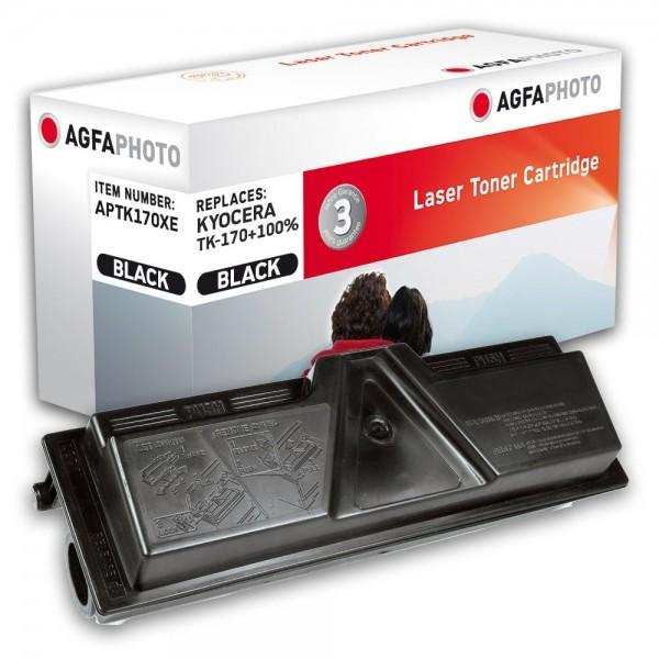 AGFA Photo Toner schwarz TK-170XE für Kyocera FS-1320 1370dn Ecosys P2135