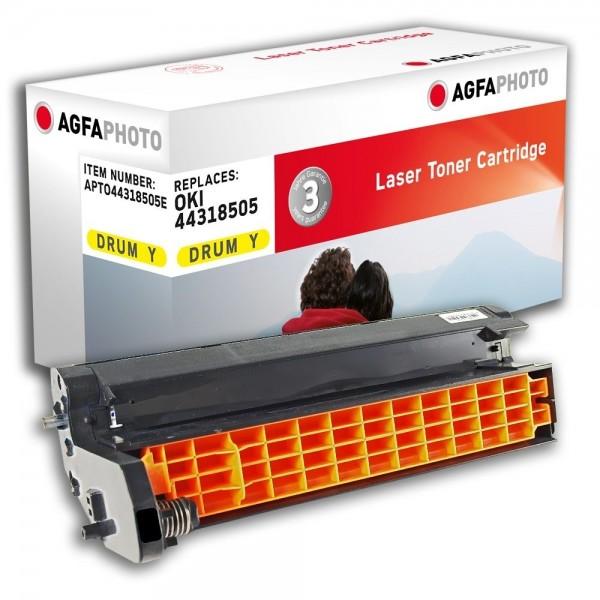 AGFA Photo Bildtrommel gelb 44318505E für OKI C711
