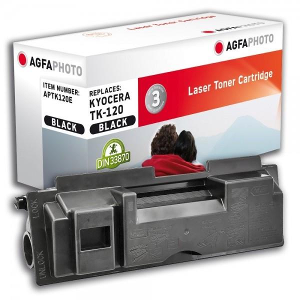 AGFA Photo Toner schwarz TK-120E für Kyocera FS-1030