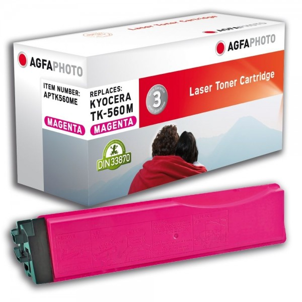 AGFA Photo Toner magenta TK-560ME für Kyocera FS-C5300 FS-C5350