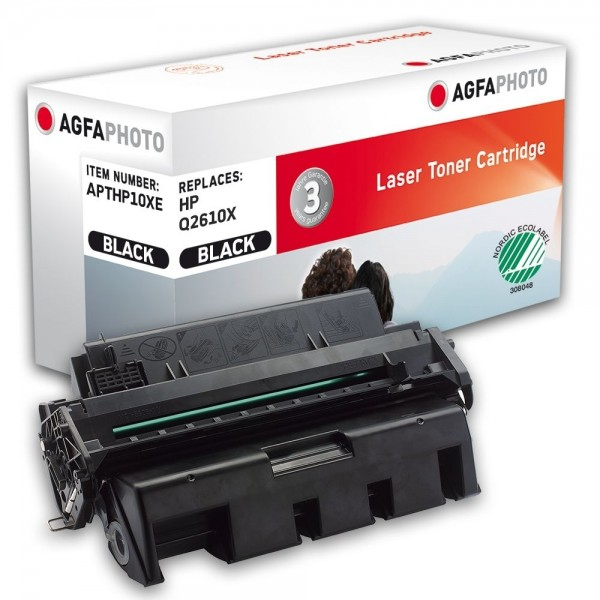 AGFA Photo Toner schwarz HP10XE für HP LaserJet 2300 series