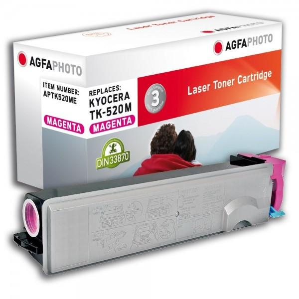 AGFA Photo Toner magenta TK-520ME für Kyocera FS-C5015N