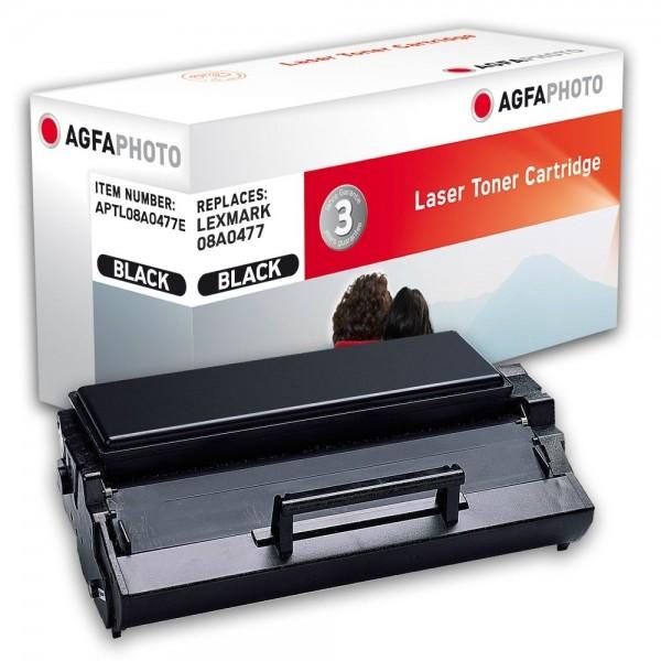 AGFA Photo Toner schwarz 08A0477E für Lexmark E320 E322