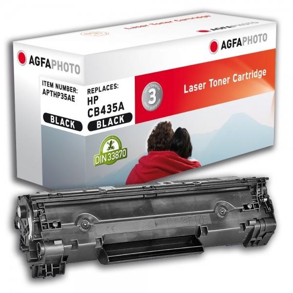 AGFA Photo Toner schwarz HP35AE für HP LaserJet P 1005