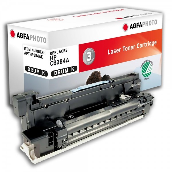 AGFA Photo Bildtrommel Schwarz HP384AE HP Color LaserJet CP6015 CM6030 6040