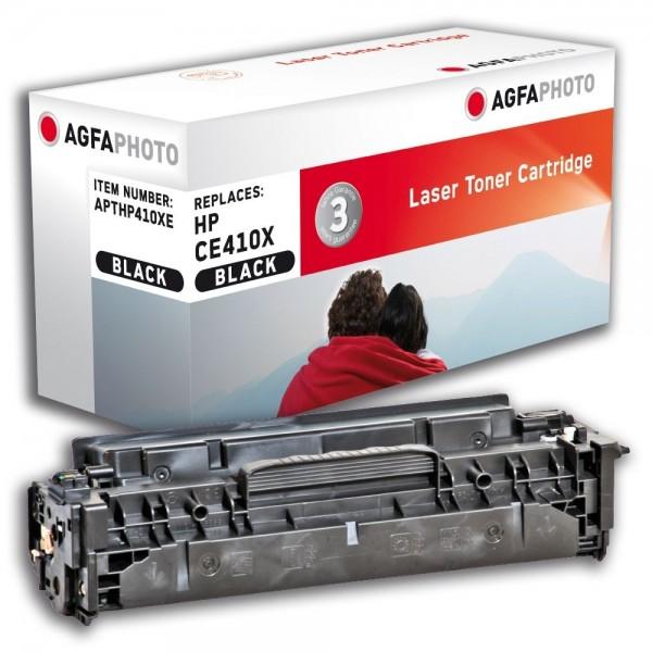 AGFA Photo Toner schwarz HP410XE für HP LaserJet PRO 300 Color M351A