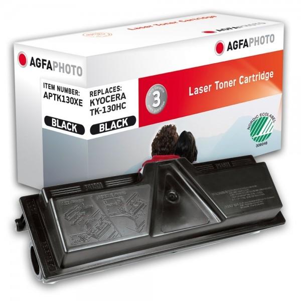 AGFA Photo Toner schwarz TK-130XE für Kyocera FS-1028 FS-1300 FS-1350