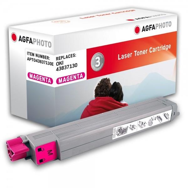 AGFA Photo Toner magenta 43837130E für OKI C9655