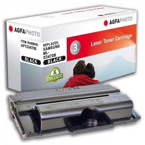 AGFA Photo Toner schwarz 3470E für Samsung ML-3400 ML-3471