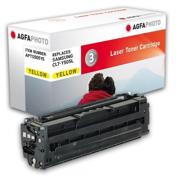 AGFA Photo Toner gelb 505YE für Samsung ProXpress C2600 Series