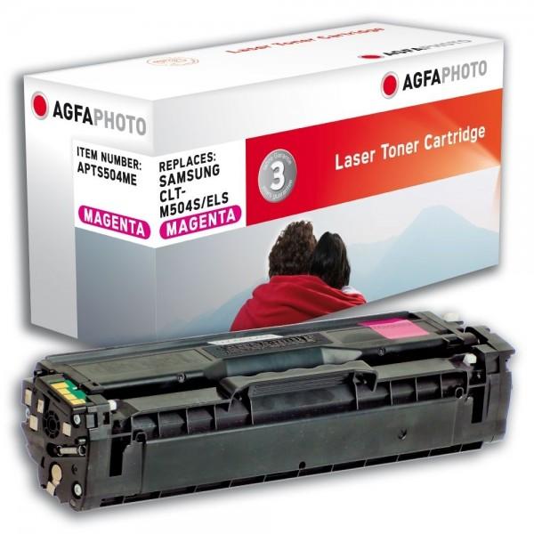 AGFA Photo Toner magenta 504ME für Samsung CLP-410 CLX-4100