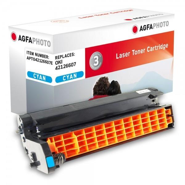 AGFA Photo Bildtrommel cyan 42126607E für OKI C5100 C5200 C5300 C5400
